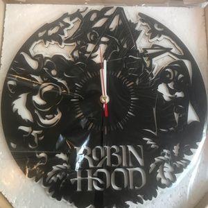 Disney- Robin Hood wall clock (NIB)